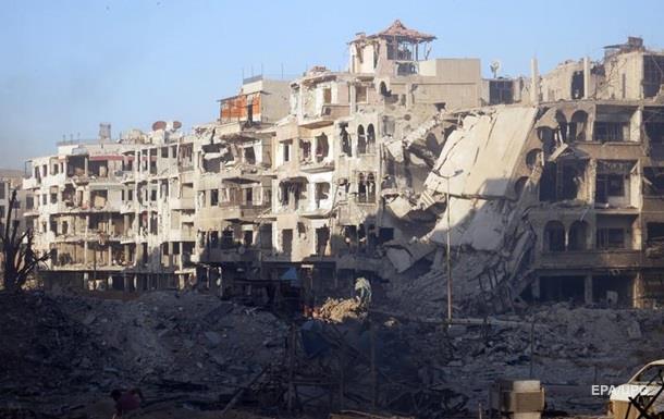 Асад взял под контроль почти всю Восточную Гуту
