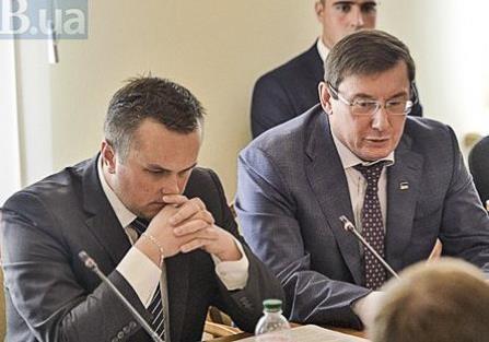Зачем политик Юрий Луценко мешает работать главе ГПУ Юрию Луценко