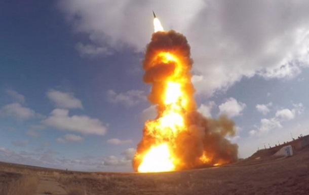 В РФ испытали новую противоракету