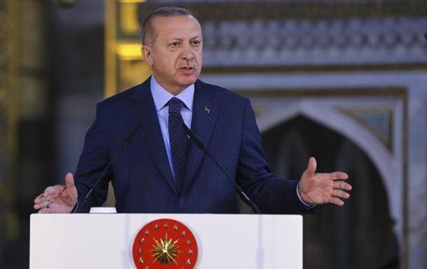Ердоган назвав Нетаньяху  окупантом  та  терористом