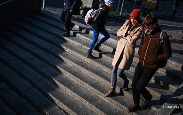 Синоптики предупреждают о похолодании в Украине
