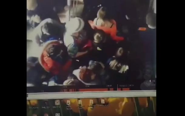 Опубликованы новые видео пожара в Кемерово