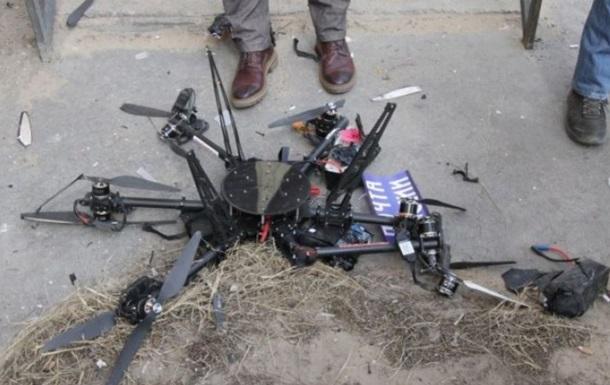 Беспилотник Почты России разбился во время первого полета