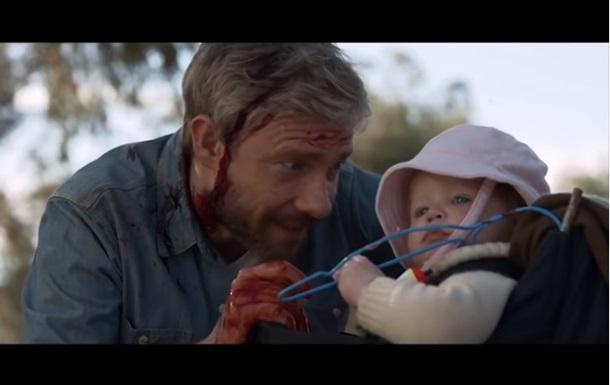 В трейлере фильма Бремя показали человека-зомби