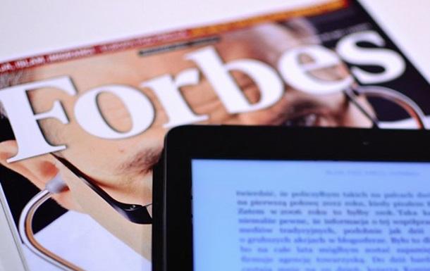 У Казахстані прийшли з обшуками до редакції Forbes