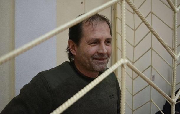 У Криму український активіст Балух голодує вже два тижні