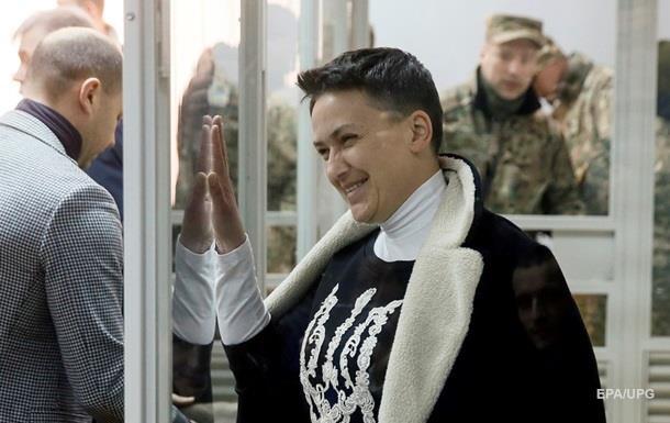 Сестра Савченко обратилась за помощью к Трампу