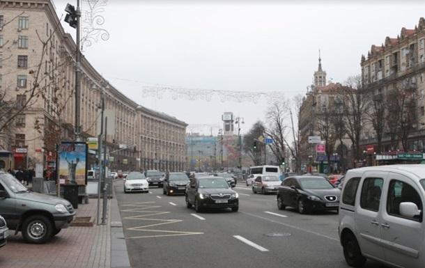 Март в Киеве был самым холодным с начала века