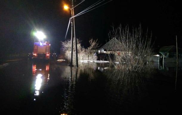 Повінь в Охтирці: з явилося відео рятувальної операції