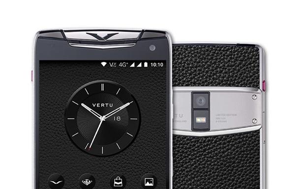 У Китаї вийшов смартфон Vertu Constellation X