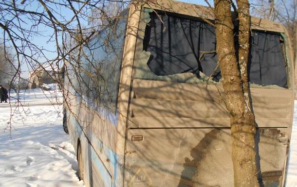 На Львівщині чоловік викрав автобус, щоб покататися