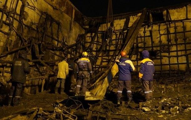 Пожежа в Кемерово: у батутному залі ТРЦ знайшли високовольтні дроти