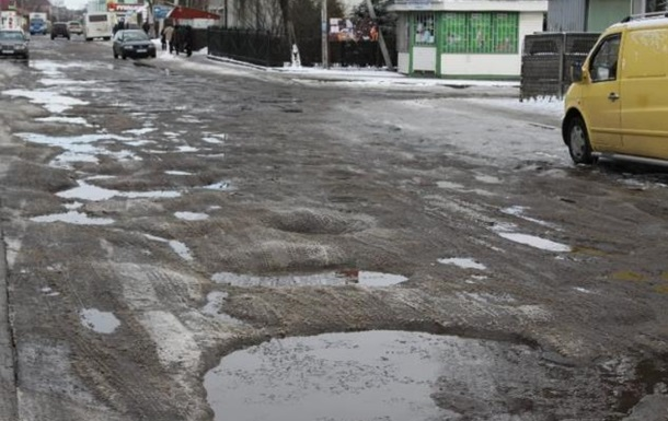 Министерство инфраструктуры умеет только уничтожать дороги