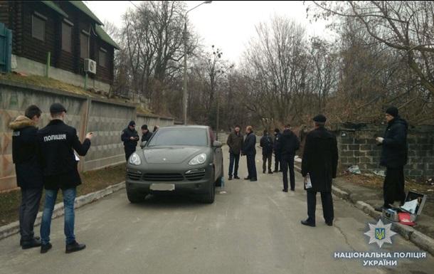 В центре Киева произошла стрельба, пострадал иностранец