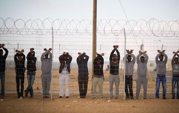 Ізраїль вишле тисячі африканських біженців на Захід