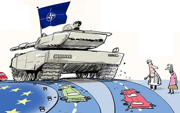 Европейские дороги укрепят для переброски американских танков
