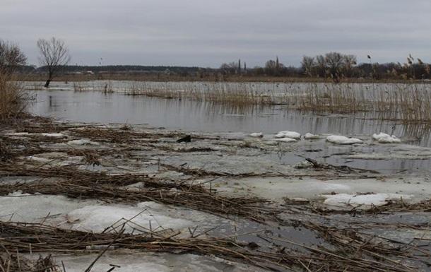 Луганську область накрив паводок