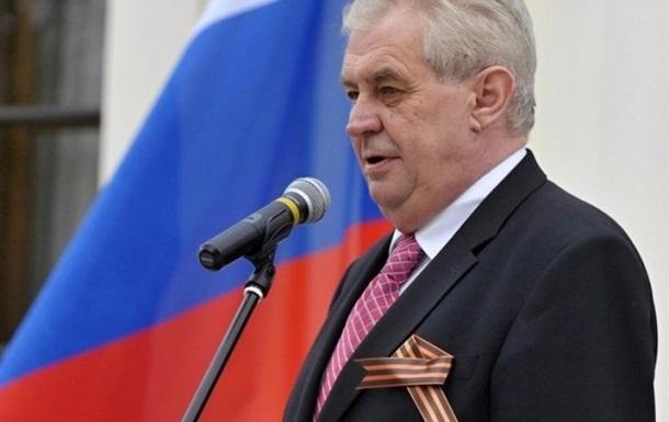 Американский полицейский для Чехии. Негодование России