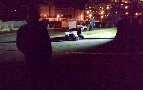 Задержаны подозреваемые в подрыве польского мемориала во Львове - СБУ