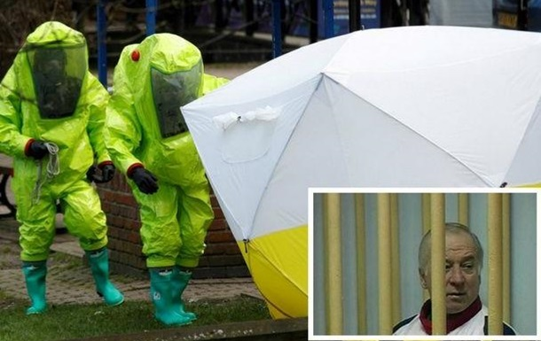 Отруєння Скрипаля: Організація з заборони хімічної зброї екстрено збереться