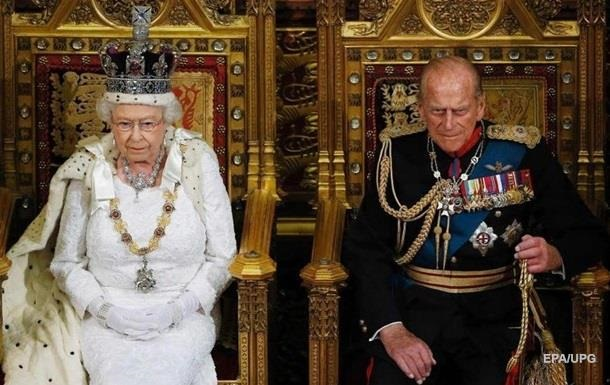 У Великобританії госпіталізували чоловіка королеви Єлизавети II