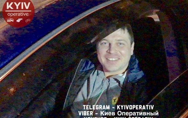 Поддатый дипломат из Московии спровоцировал ДТП в Киеве