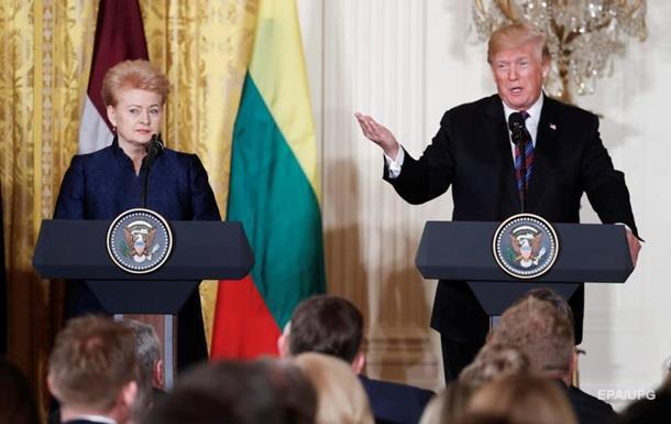 США виділять військову допомогу країнам Балтії на $170 млн
