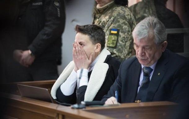 Адвокат Чевгуз відмовився від Савченко.