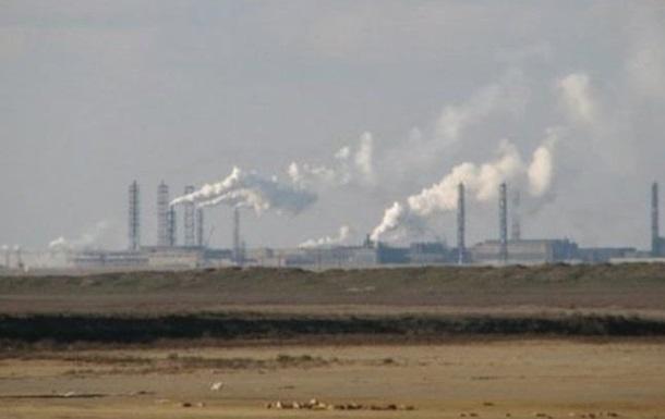 Российские военные препятствуют работе экологов в районе завода Титан