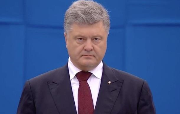 Сместить Порошенко в Украине не хочет только Порошенко