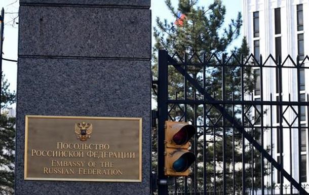Обновления дип.миссии РФ в США, как символ будущей перезагрузки