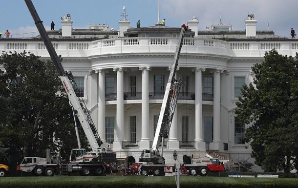 П ятиповерховий в Обами. Бункери президентів США