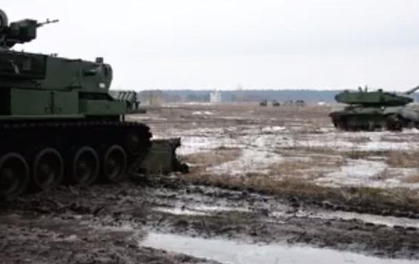 Укроборонпром усилит армию боевыми Атлетами
