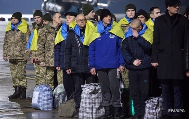 Київ запропонував 23 росіян за політв язнів