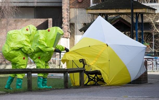 Лондон знайшов джерело речовини, якою отруїли Скрипаля - ЗМІ
