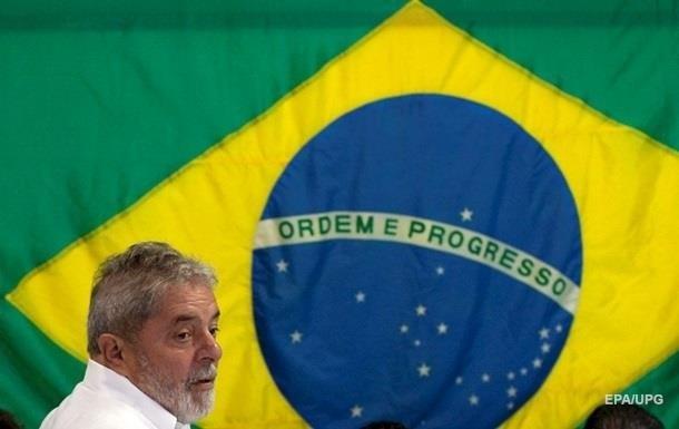 Экс-президент Бразилии сел в тюрьму почти на 10 лет за коррупцию