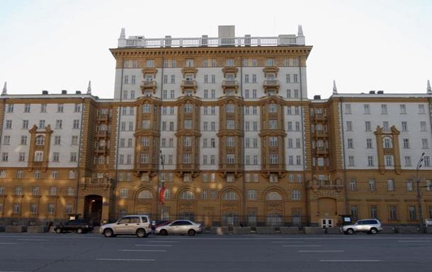 Витурені з РФ американські дипломати залишили посольство в Москві