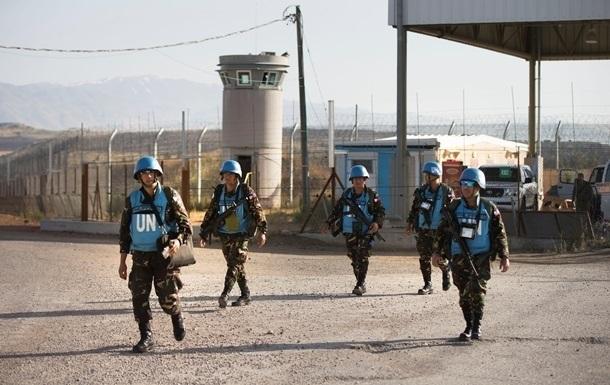 Полторак назвал условия для эффективности миротворцев на Донбассе
