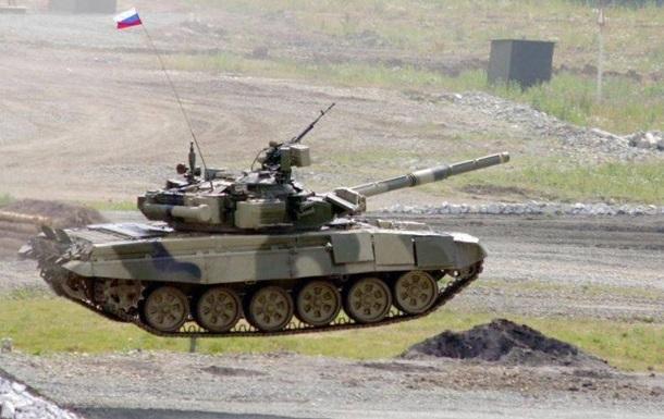 Російські військові вперше отримають танки з клімат-контролем