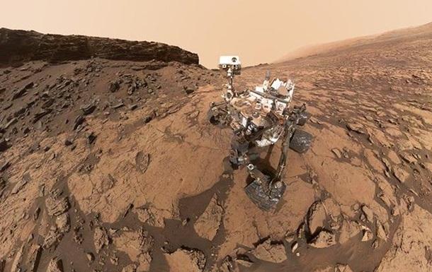 NASA отправит на Марс роботов-разведчиков с крыльями