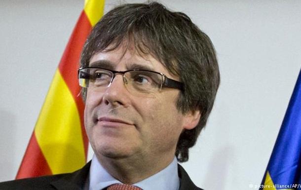 Німецький суд звільнив Карлеса Пучдемона під заставу