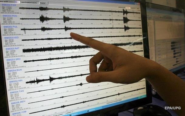 В США произошло землетрясение