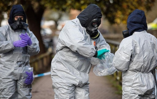 Россия отрицает хранение химоружия на базе под Саратовом