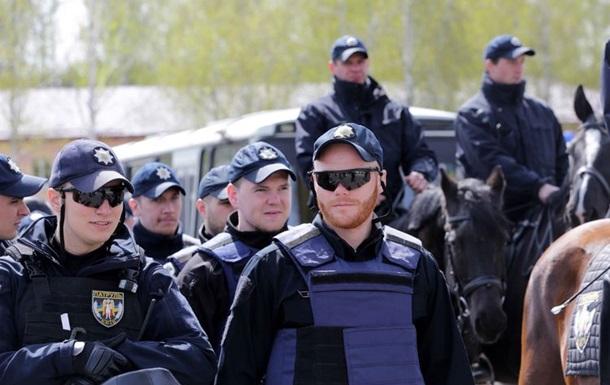 В Україні на Пасху чергуватимуть 22000 силовиків