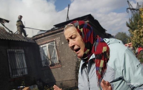 На Донбасі за рік загинули 32 мирних жителі - штаб