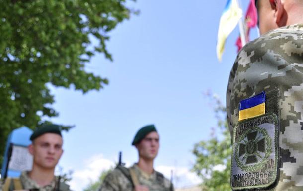 Прикордонники посилили охорону кордону з Кримом