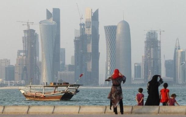 Саудовская Аравия намерена вырыть канал на границе с Катаром