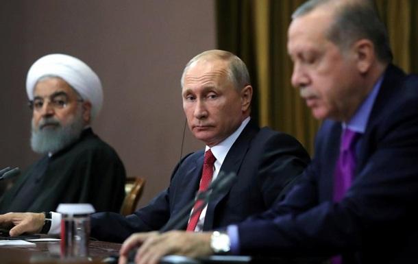Перемога Путіна, Хаменеї, Асада та Ердогана у Сирії. Чергова