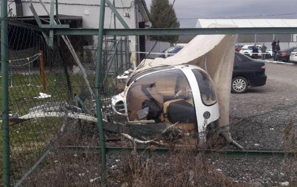 У Словаччині розбився вертоліт