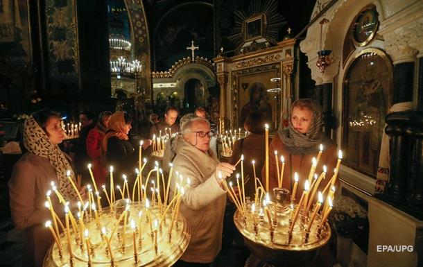 Православні віруючі зустрічають Паску Христову